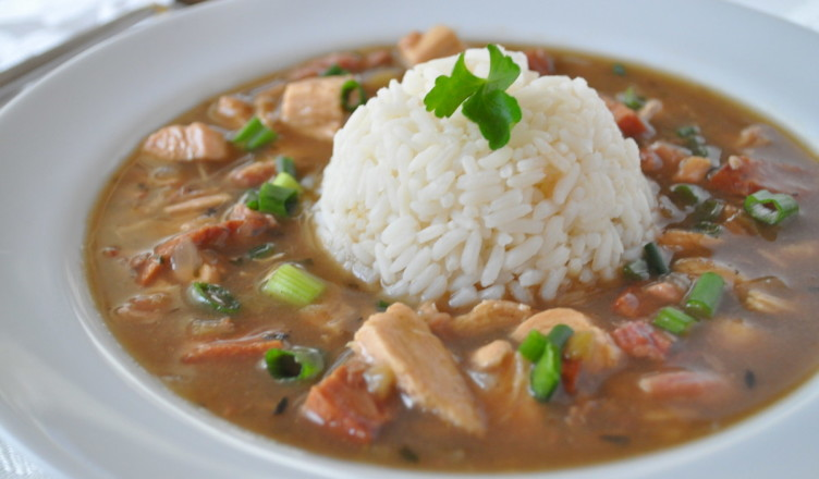 chicken and sausage gumbo good as white chicken chili recipe