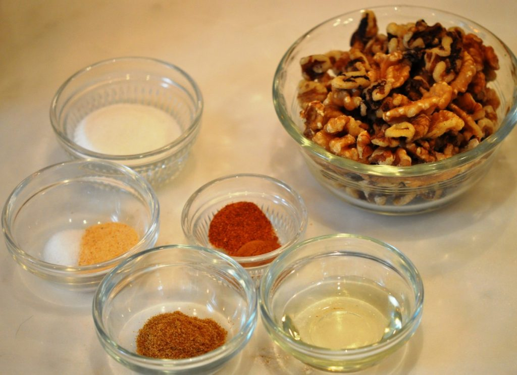 Spiced Walnuts Recipe – Popular Sweet Spicy Walnuts Make Healthy Snack