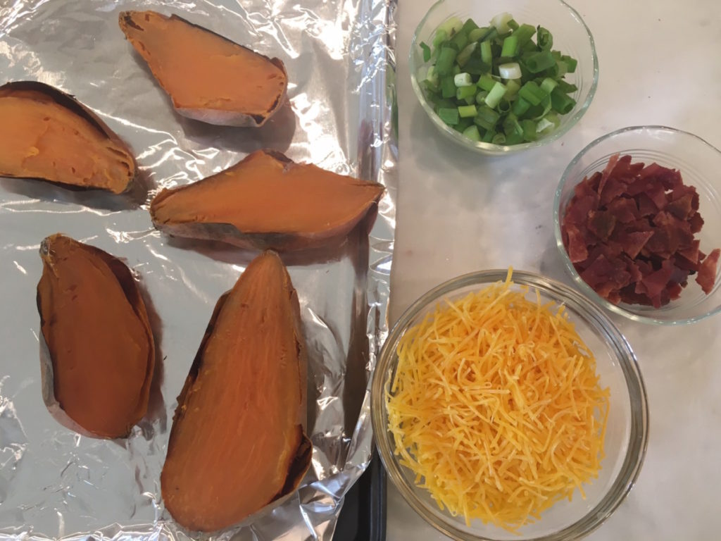 sweet potato skins recipe best sweet potato appetizers