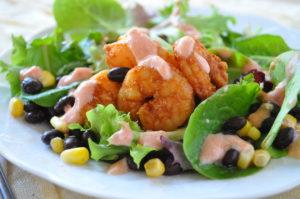 main dish salads for simple shrimp recipes