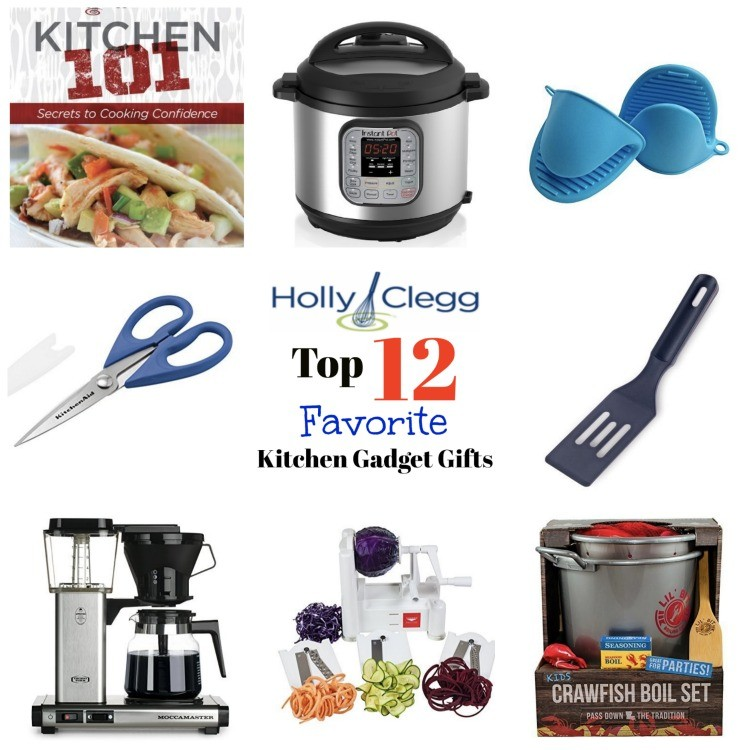 Top 12 Favorite Kitchen Gifts