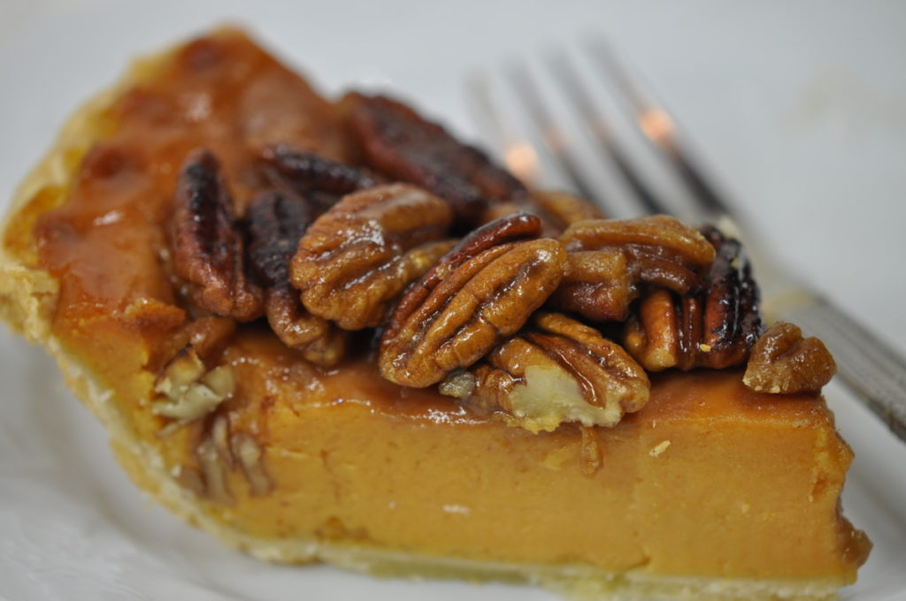 southern pecan pie recipe with honey pecan filling