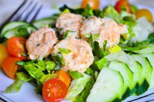 shrimp remoulade salad with simple remoulade recipe