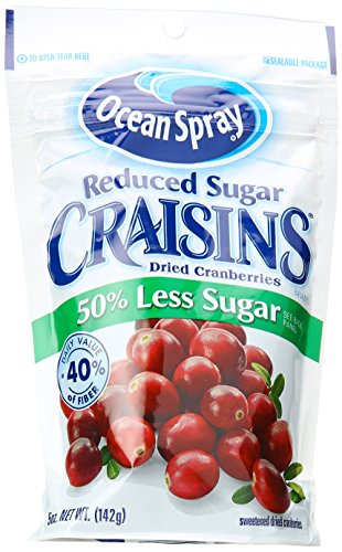 Craisins Reduced Sugar Dried Cranberries, 5 oz