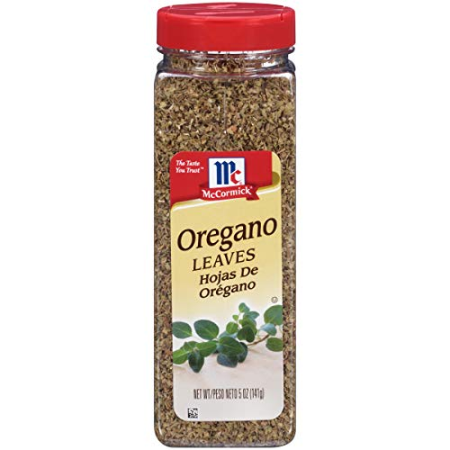 McCormick Mediterranean Style Oregano Leaves, 5 oz