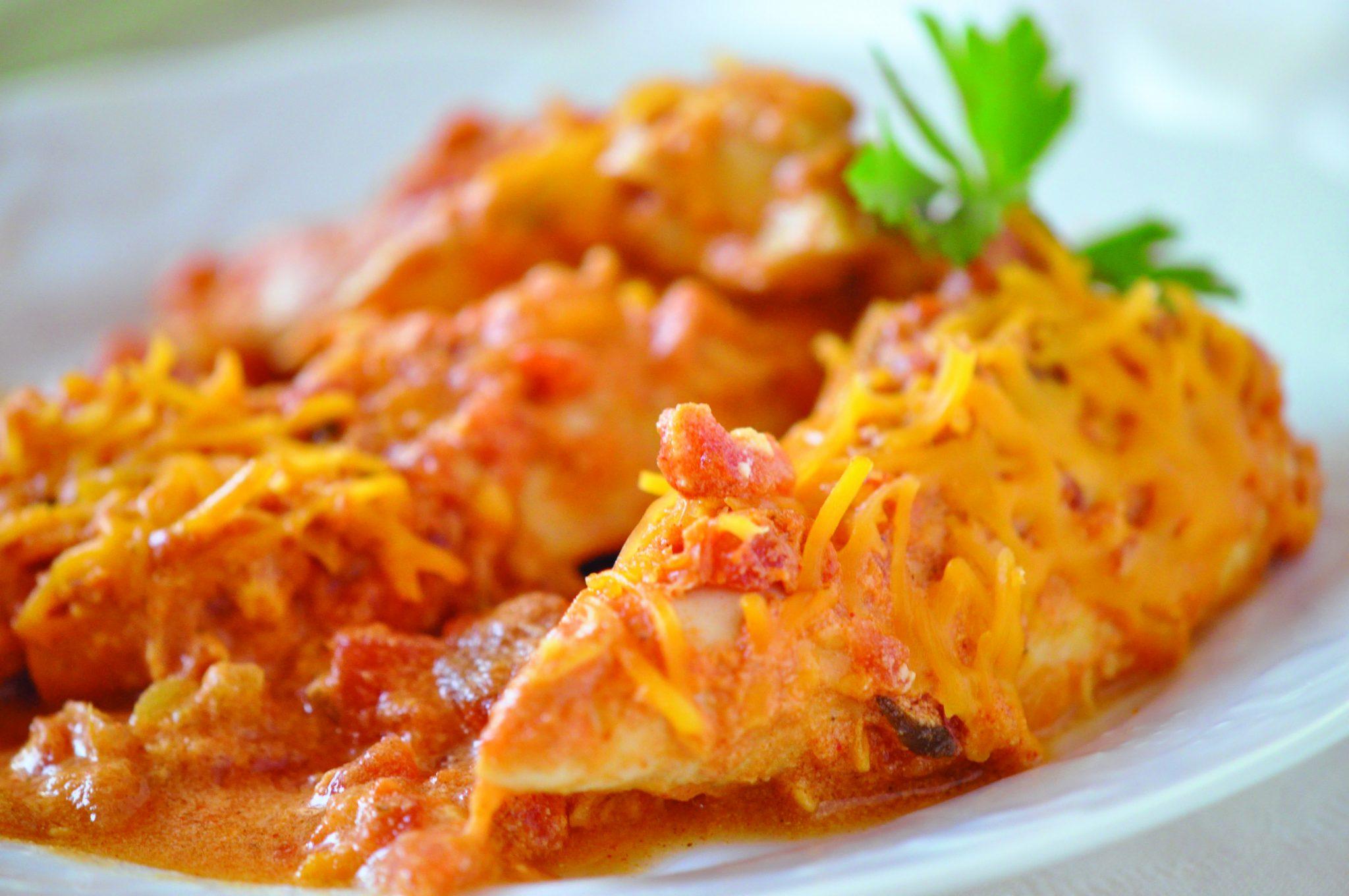 Simple Salsa Chicken Recipe In Walmart Video For Quick Chicken Dinner