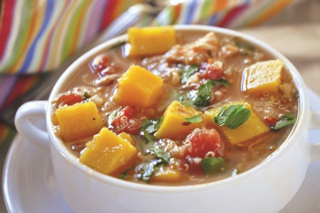 Chicken Quinoa Recipes Chicken Butternut Squash Quinoa Stew So Popular