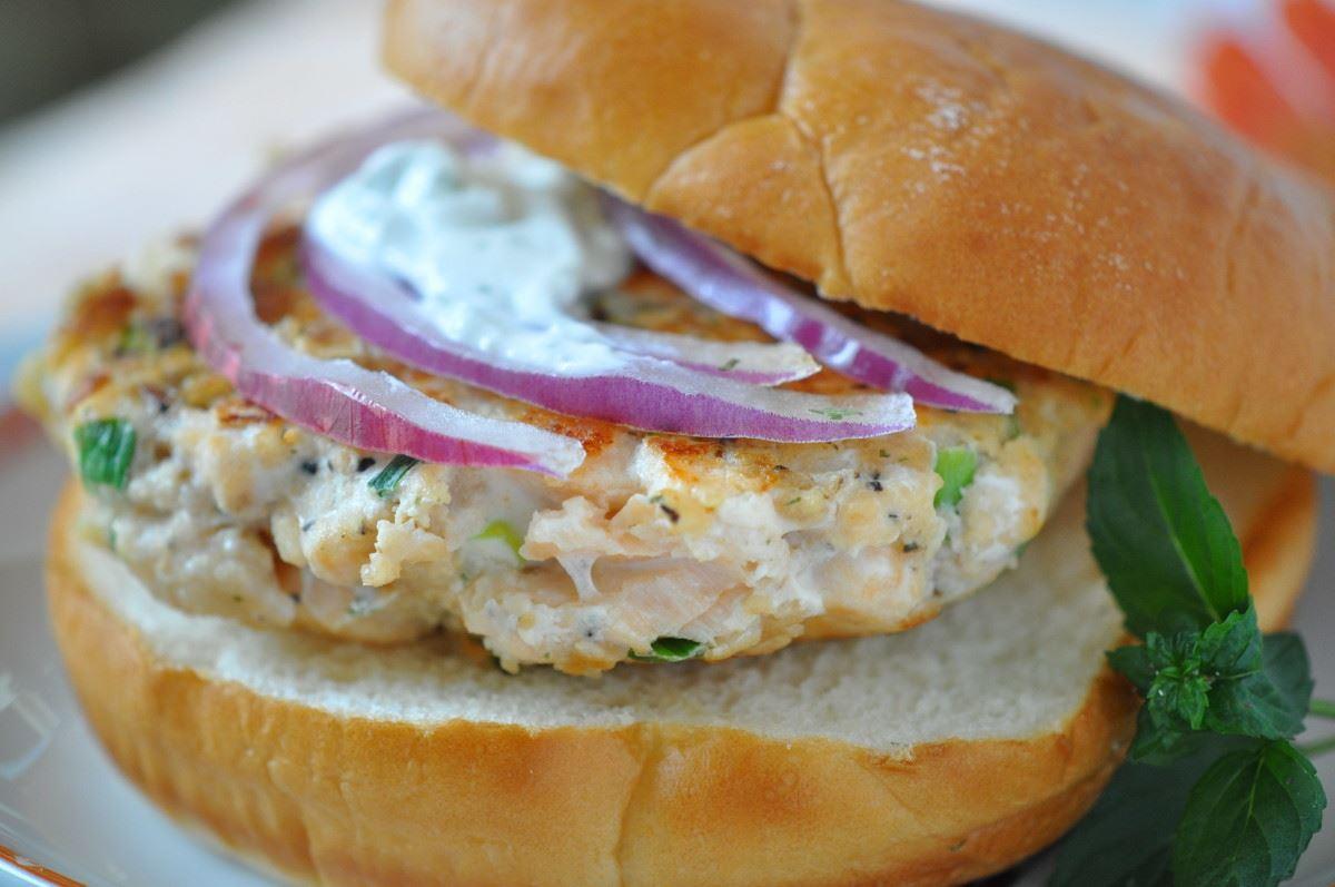 Summer Bbq Menu Ideas Top 6 Healthy Bbq Tips Salmon Burger Recipes