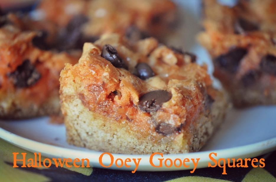 easy halloween treats