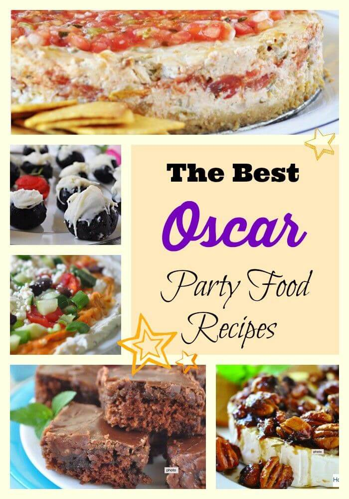 Oscar party food recipes to watch academy awards winning oscar oscar party food recipes for your winning menu forumfinder Image collections