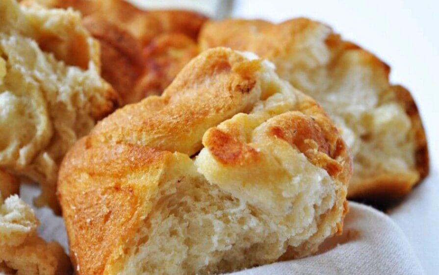 Pull Apart Italian Bread