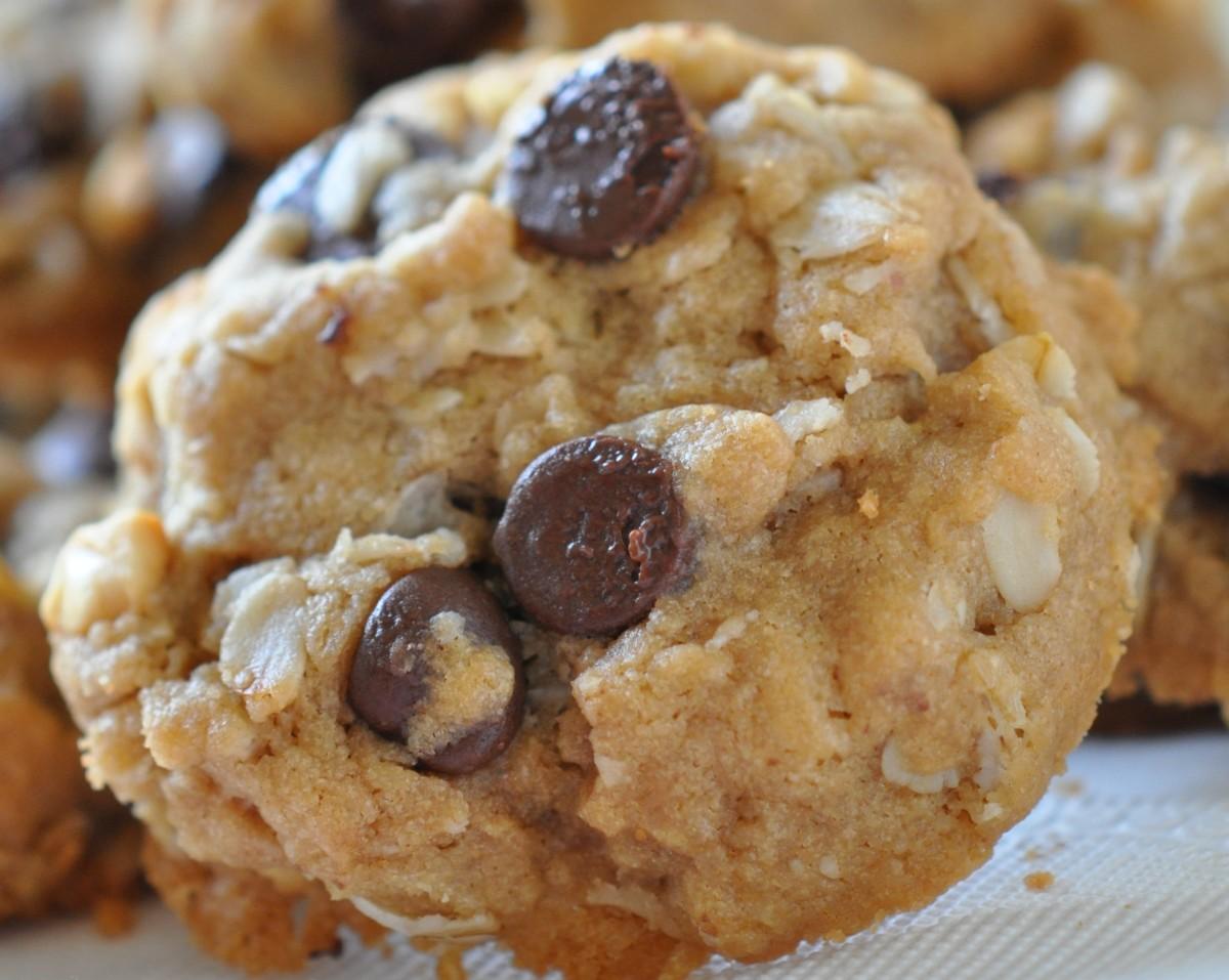 how to make oatmeal chocolate chip cookies