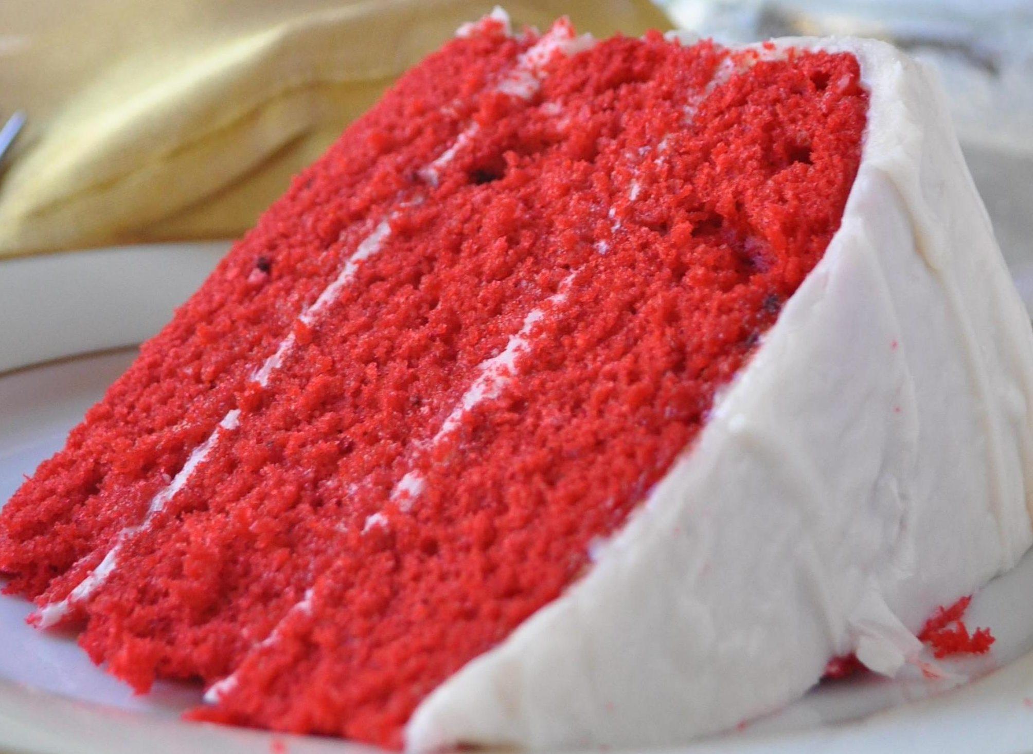 Easy Red Velvet Cake Recipe Makes Valentine S Day Best Red Velvet Trifle
