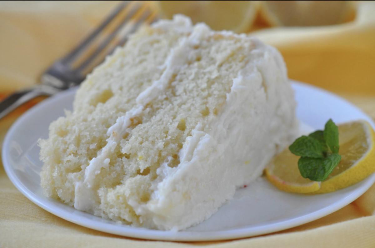Best Cake Recipes Lemon: Summer Lemonade Cake Recipe
