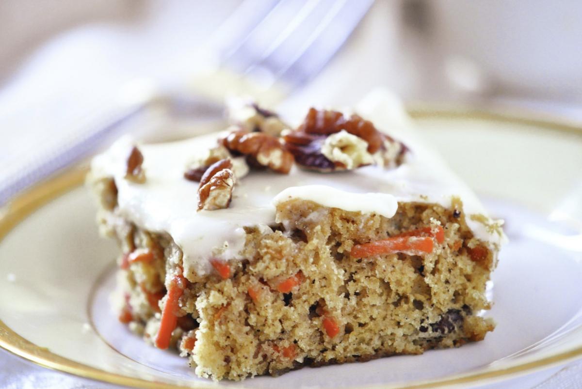Make A Healthy Cake