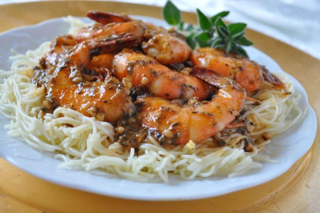 New Orleans BBQ Shrimp Recipe: #1 Top Louisiana Shrimp Recipe